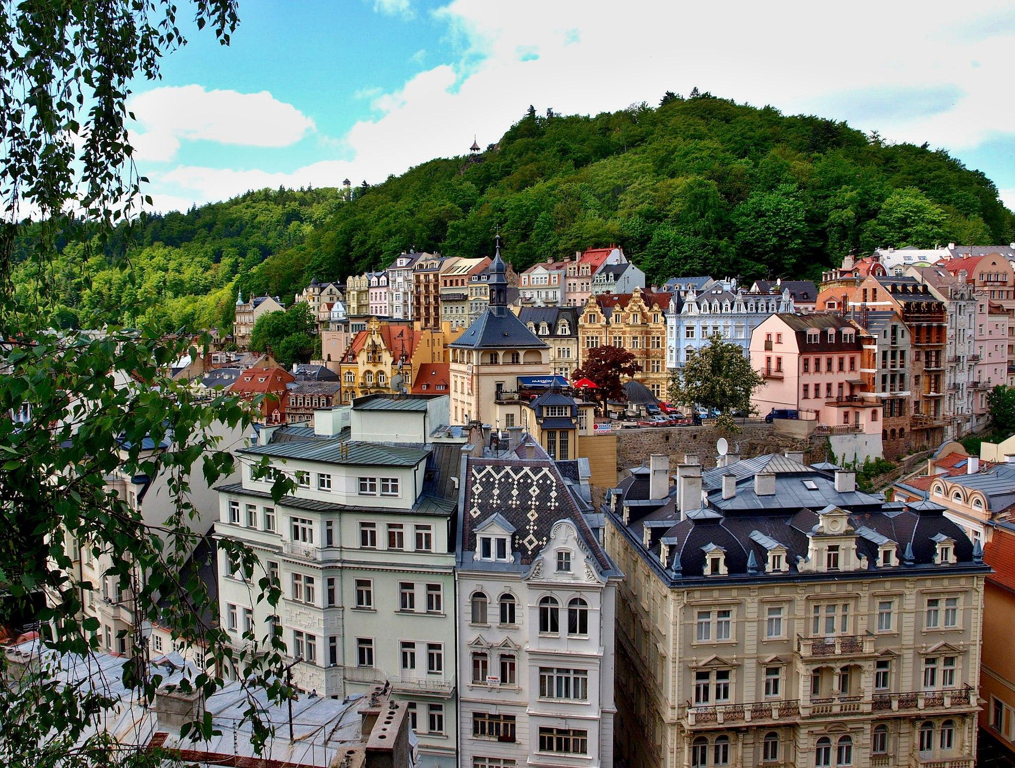 Seznmen mue, okres Karlovy Vary. - alahlia.info