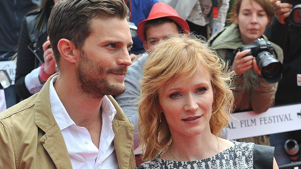 50. Mezinárodní filmový festival Karlovy Vary, Jamie Dornan a Anna Geislerová