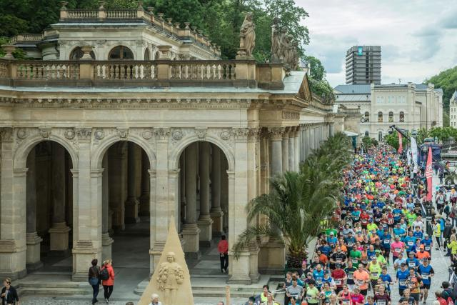 Půlmaraton Karlovy Vary