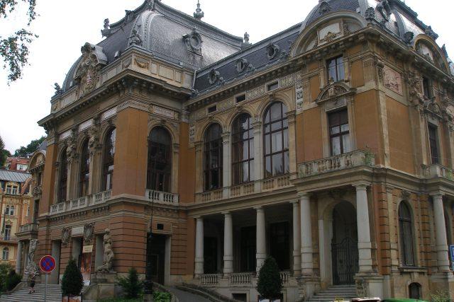 Císařské lázně, Karlovy Vary