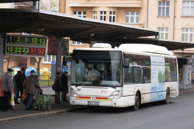 Autobusy MHD v Karlových Varech   foto: Zdeněk Trnka