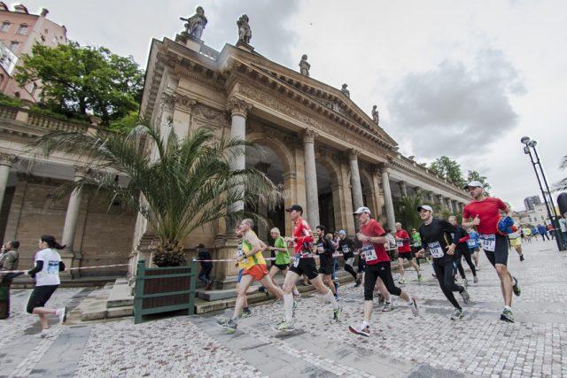 Půlmaratón Karlovy Vary