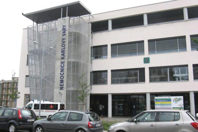 Krajská nemocnice Karlovy Vary