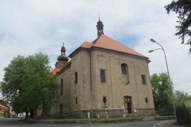 Kostel sv. Anny v Sedleci u Karlových Varů