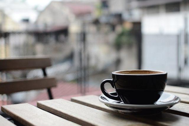 Káva, kavárna (ilustrační foto)