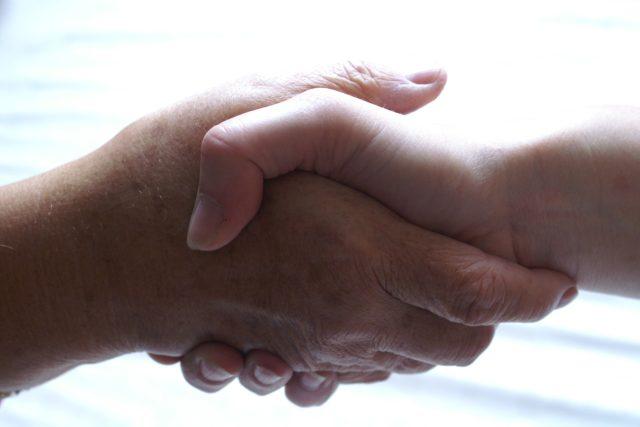 Pomoc (ilustrační foto)