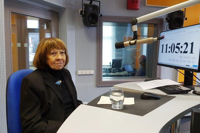 Grafoložka Irena Michaláková