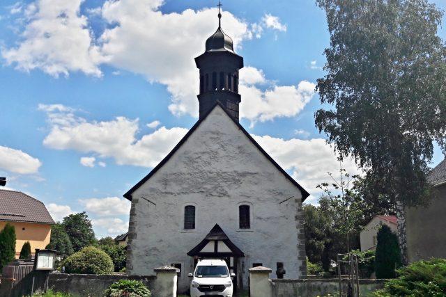 Kostel sv. Michaela v Nové Roli | foto: Ivana Sedláčková,  Český rozhlas,  Český rozhlas