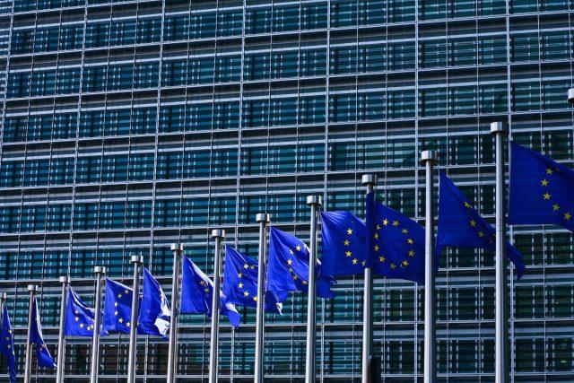 Evropská komise se sídlem v belgickém Bruselu (ilustrační foto)