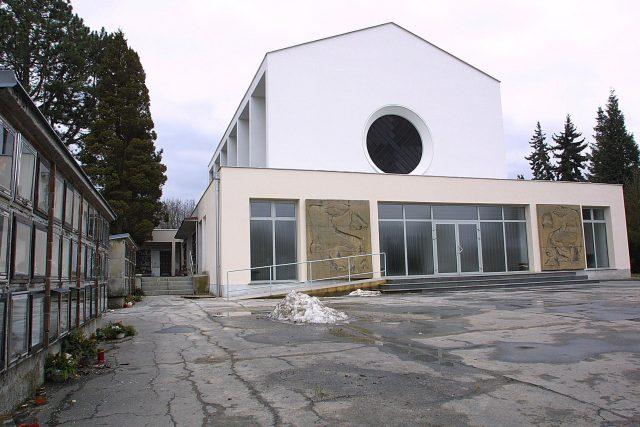 Krematorium Karlovy Vary
