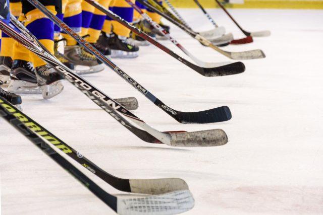 Lední hokej (ilustrační foto)
